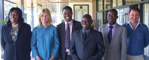 Six Inclusive Businesses share their experiences - IB Roundtable in Harare