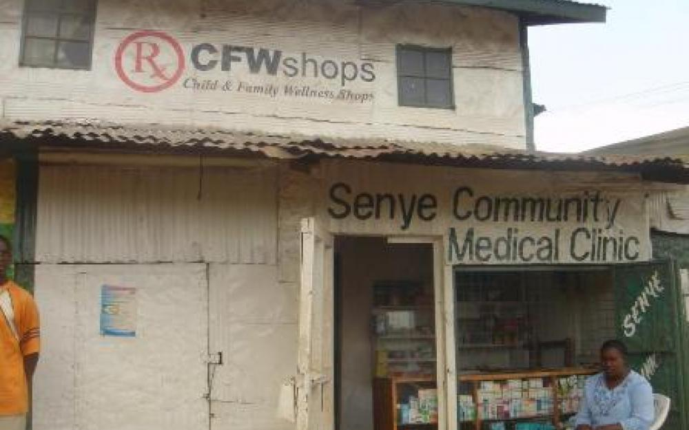 Child & Family Wellness Shops: A Model of Sustainable Health Care for the Most Vulnerable in Kenya