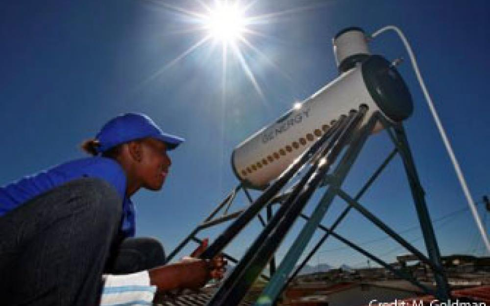 Kuyasa CDM Project: Renewable Energy Efficient Technology for the Poor in South Africa