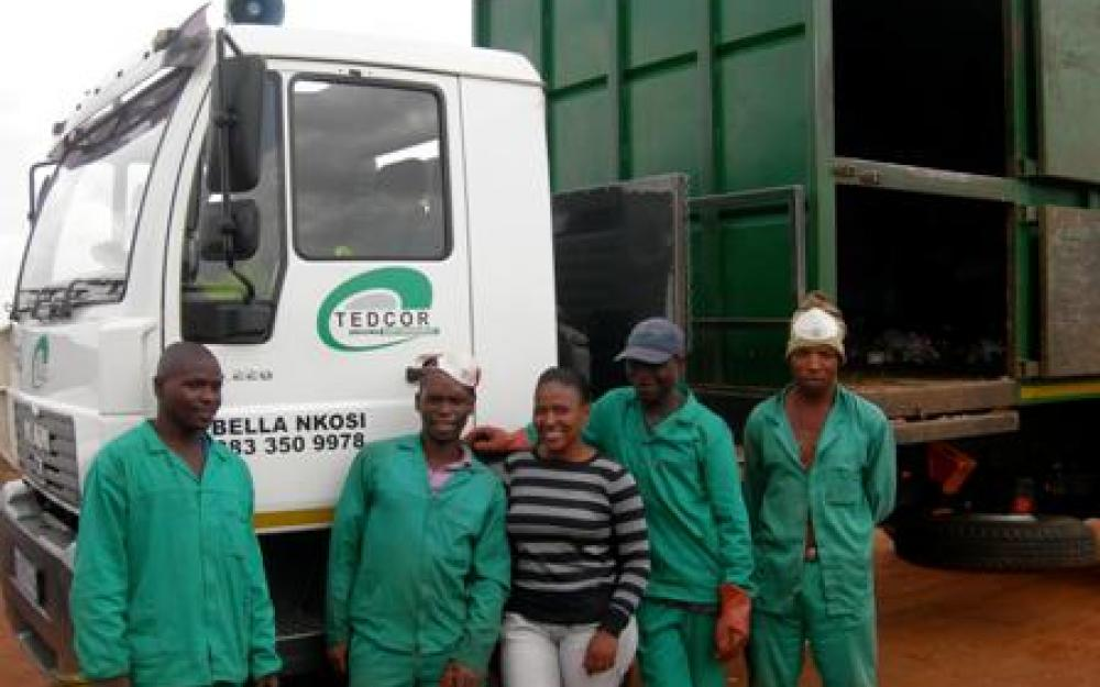Tedcor: Waste Management - Creating Sustainable Enterprises While Enhancing Government Service Delivery in South Africa