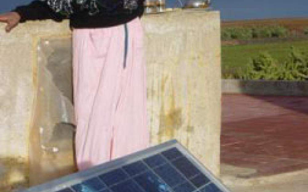 TEMASOL: Providing Energy Access to Remote Rural Households in Morocco