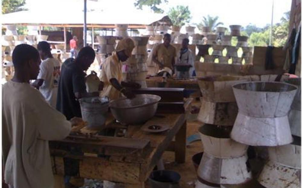 Toyola Charcoal Stove: Improving the Environment and Health of the Poor in Ghana